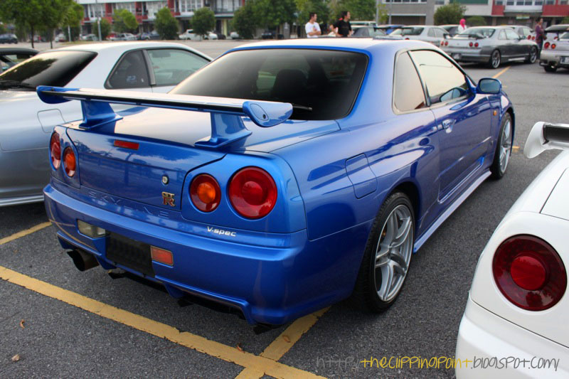 Nissan Skyline R34 Gtr V Spec Ii Nur. my V-Spec II Nur.