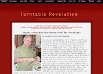 Turntable Revolution Website