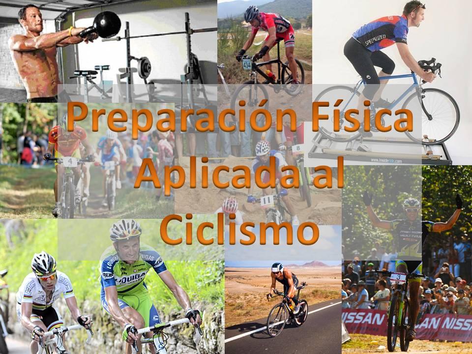 Preparación Física Aplicada al Ciclismo