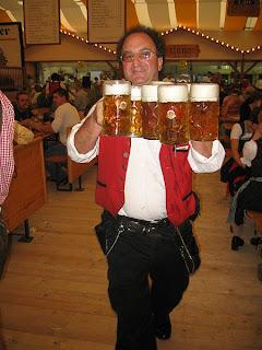 Gäubodenvolksfest Beer Tents