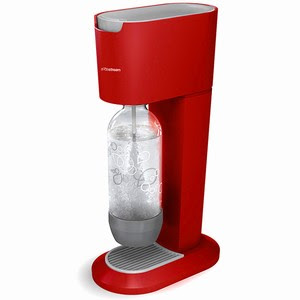 SodaStream Genesis Drinks Maker Red