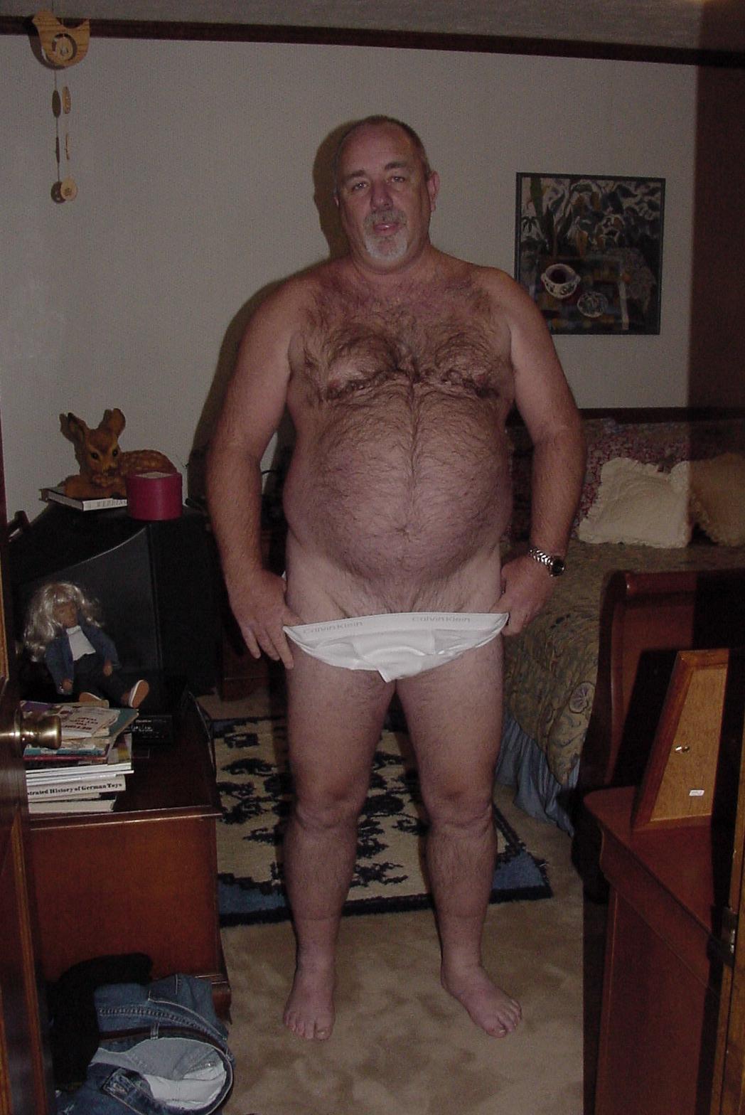 Bear Mature Older Abuelos Hombres Maduros Velludos