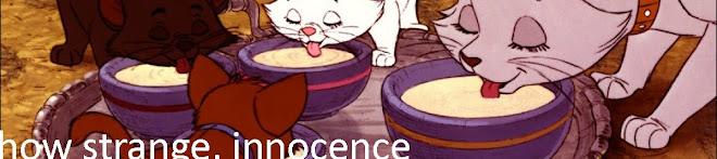 how strange, innocence