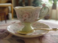 Tea cup for Rose