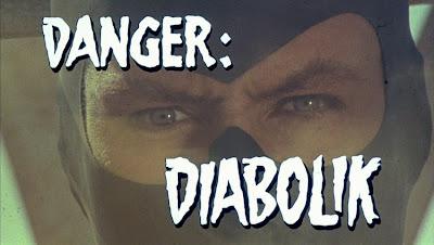 Diabolik, Mario Bava, John Philip Law, Dino de Laurentiis, Marisa Mell