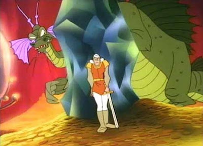 Dragon's Lair, don bluth