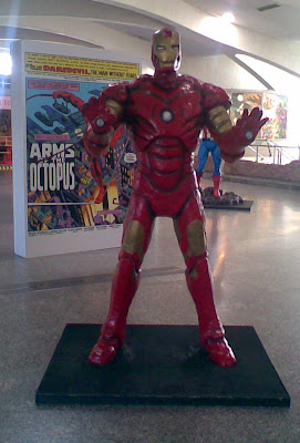 Marvel Superhéroes, valencia, hulk spiderman, capitán américa, ironman