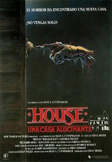 House: Una Casa Alucinante Poster