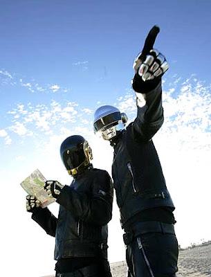 Electroma, Daft Punk, Thomas Bangalter, Guy Manuel de Homem-Christo