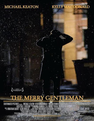 Caballero y asesino (The Merry Gentleman). Michael Keaton