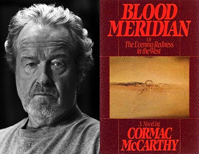 blood meridian essays Map literary submission manager powered  cormac mccarthy's 'blood meridian,' paul harding's 'tinkers  also welcome are personal essays, travel essays,.