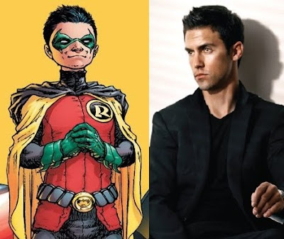 jaimie alexander milo. Milo Ventimiglia as Robin: