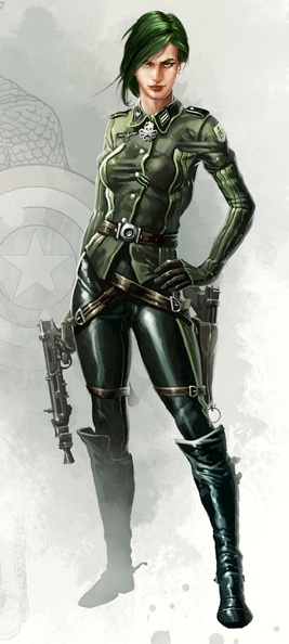 Johanne Jones Tao / Madame Hydra H_005