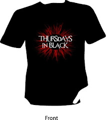 Thursdays In Black T-Shirt