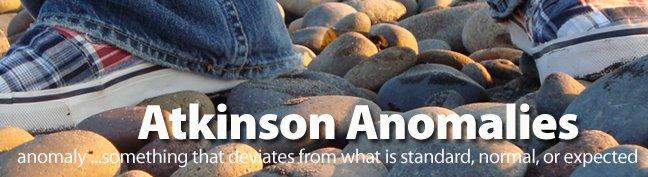 Atkinson Anomalies