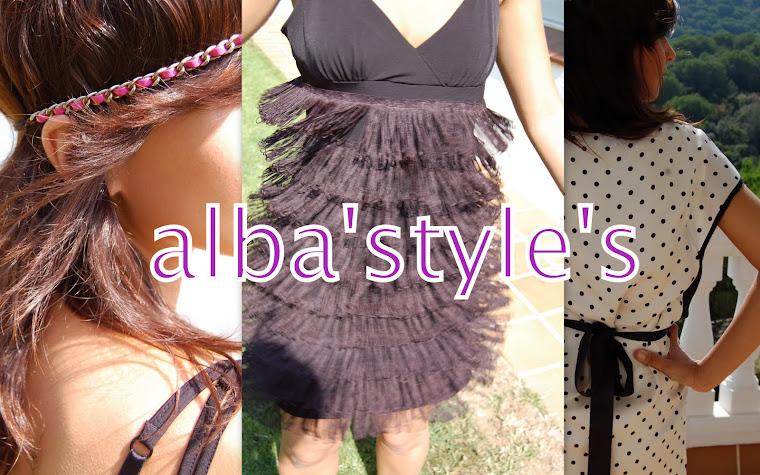 alba'style's