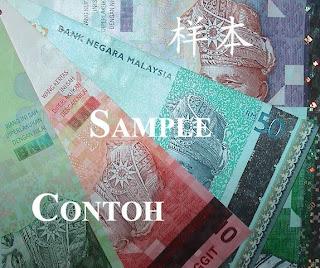 Malaysia Ringgit