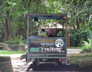 Trem Zoo Melaka