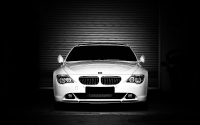  BMW Badge, Black \x26amp; White Cars 