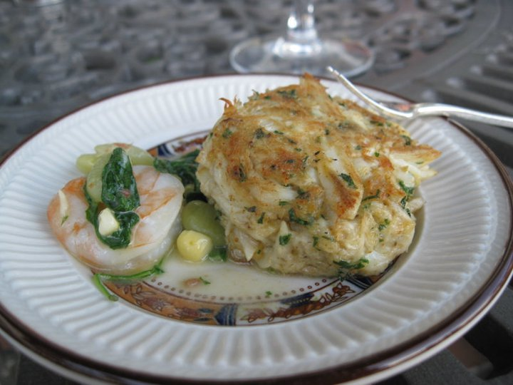 Best crab cakes chesapeake bay