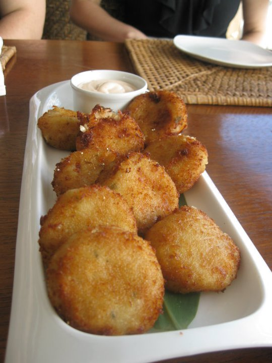 Barbados fish cakes recipe