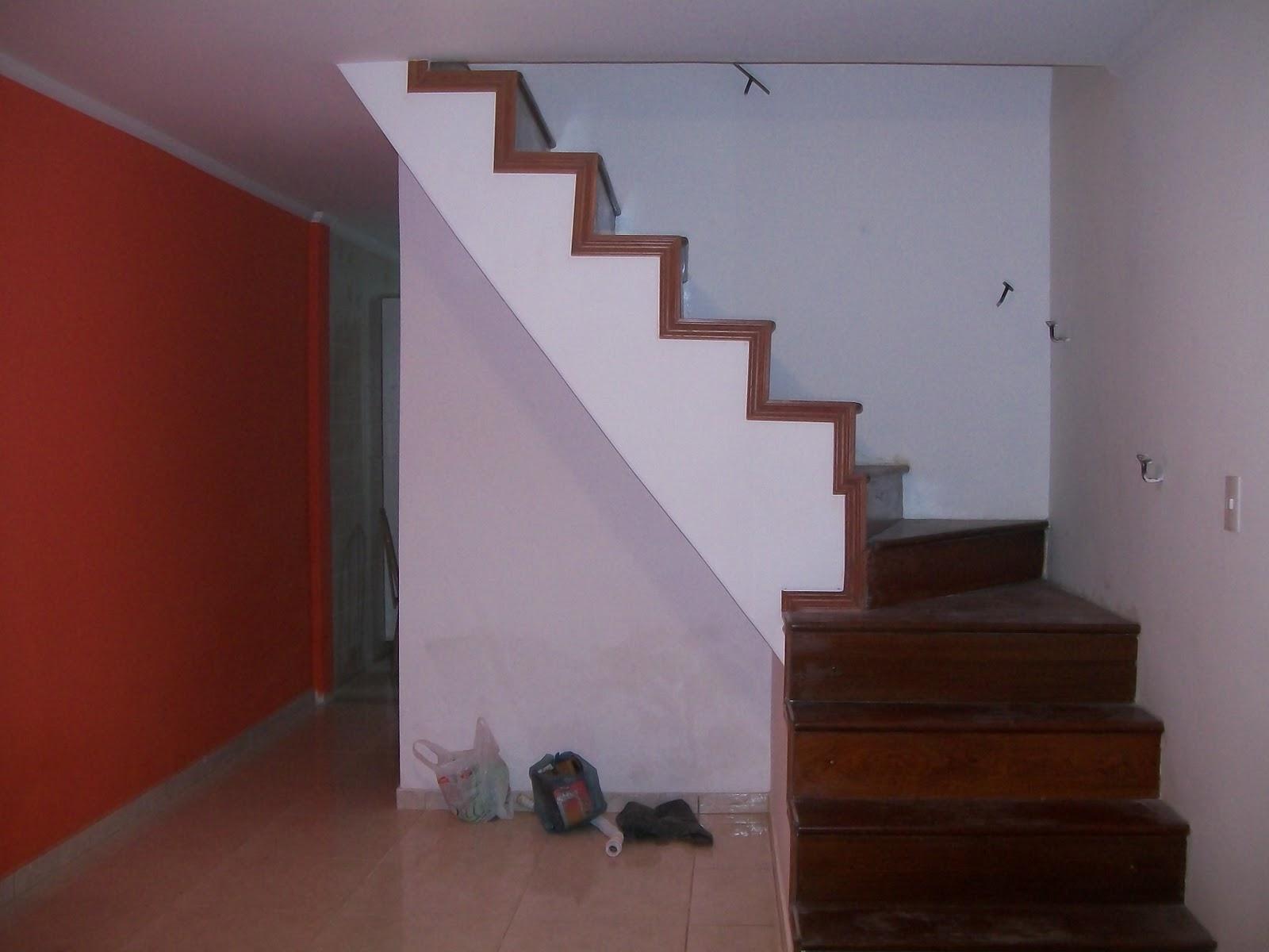 Fotos De Escadas Na Sala De Jantar ~ Dai, casa e etc Minha 1ª postagem