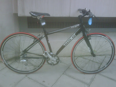 Henry, my new steed :-D