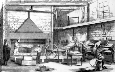 The Jewish passover of 1858