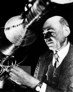 Robert Goddard Space Pioneer