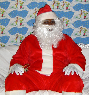 Black Santa Claus The Wuerzburg MEDDAC and 67th Combat Support Hospital