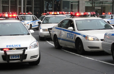 New York City Police Cars
