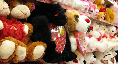 Valentine's Stuffed Animals Teddy Bears