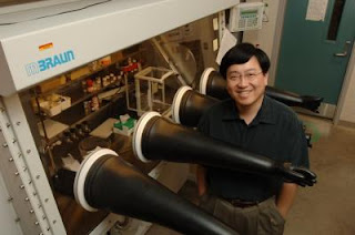 Victor Lin, Biomass to Ethanol