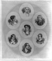 Representative women, Library of Congress, Prints & Photographs Division, [reproduction number, LC-USZ62-5535]