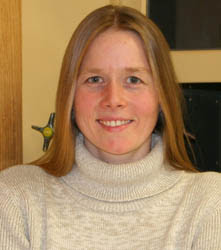 Maren Roman, assistant professor in the wood science and forest products department of the College of Natural Resources at Virginia Tech.