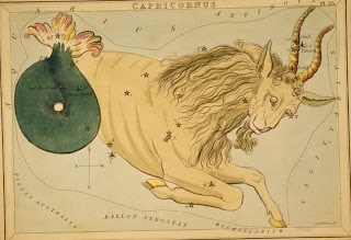 Astrological Signs Capricorn, Credit Line: Library of Congress, Prints & Photographs Division, [reproduction number, LC-USZC4-10071]