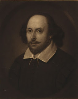 This Day in History William Shakespeare, Credit Line: Library of Congress, Prints & Photographs Division, [reproduction number, LC-USZC4-6527]