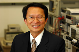 UCLA Engineering professor Frank Chang.