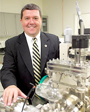 David Carroll, director of the Wake Forest nanotechnology center