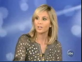 Elisabeth Hasselbeck pregnant with second child, vidcap from the view 4
