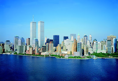 World Trade Center August 2001