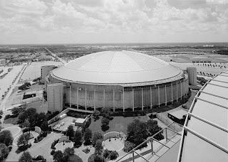 Houston Astrodome, 8400 Kirby Drive, Houston, Harris County, TX. HAER TX-108