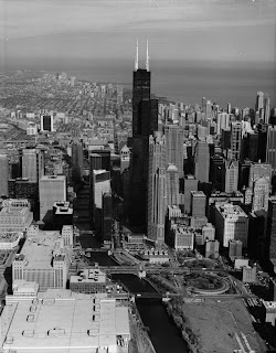 Sears Tower, Chicago, Cook County, IL HAER ILL, 16-CHIG, 137-6.