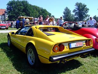 Ferrari 308GTS 240PS 1985