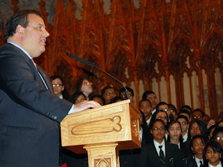 Chris Christie Delivers Inaugural Address