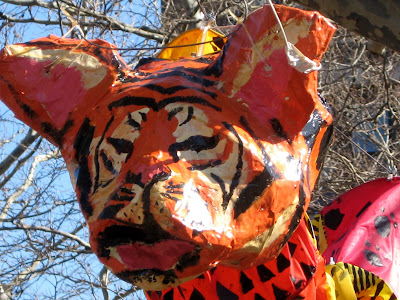 Year of the Tiger Lunar New Year 2010