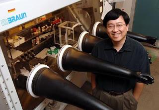 Victor Lin, Iowa State University