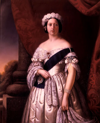 Queen Victoria of England