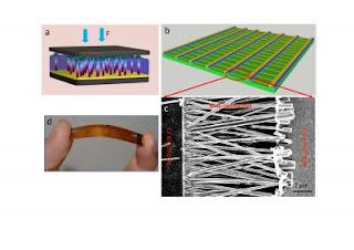 Nanogenerators/Nanosensors