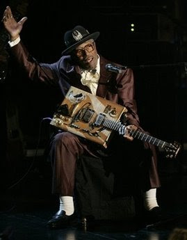 Bo Diddley Rock and Roll Hall of Fame